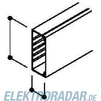 OBO Bettermann Wand+Deckenkanal m.Obert. WDK60150GR