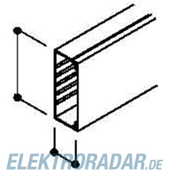 OBO Bettermann Wand+Deckenkanal m.Obert. WDK60150CW