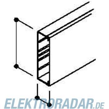 OBO Bettermann Wand+Deckenkanal m.Obert. WDK60210CW