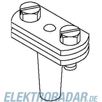 OBO Bettermann Leitungshalter für Flachle 168 FL40-M8