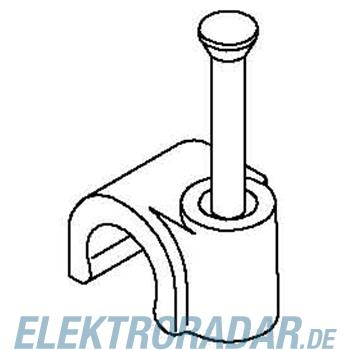 OBO Bettermann Iso-Nagel-Clip 2004 25 RW