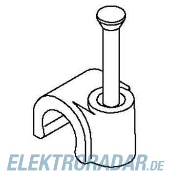 OBO Bettermann Iso-Nagel-Clip 2009 20 RW