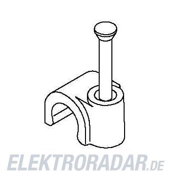 OBO Bettermann Iso-Nagel-Clip 2020 40 RW