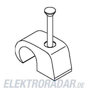 OBO Bettermann Haft-Clip m.Nagel 2026 18 LGR