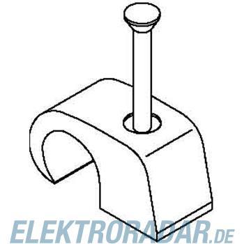 OBO Bettermann Haft-Clip m.Nagel 2027 25 LGR