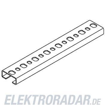 OBO Bettermann Profilschiene 2061 L 2M FS