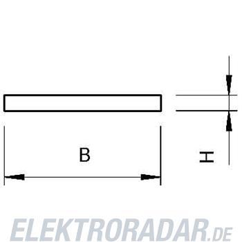 OBO Bettermann Bandstahl 5052 V2A 30X3.5
