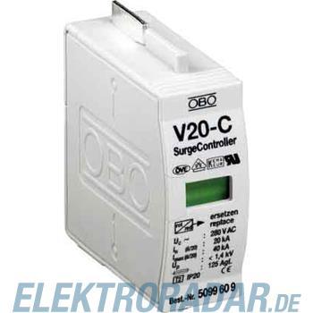OBO Bettermann Überspannungsableiter V20-C 0-440