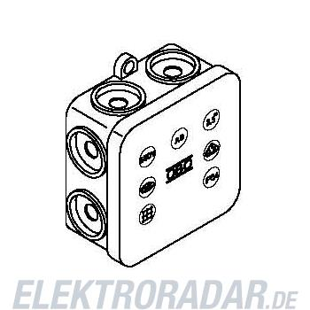 OBO Bettermann Kabelkasten A8 HF RW