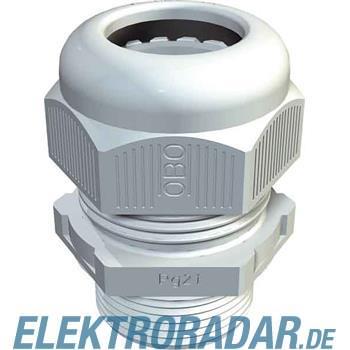 OBO Bettermann Kabelverschraubung mit lan V-TEC L PG21 SGR
