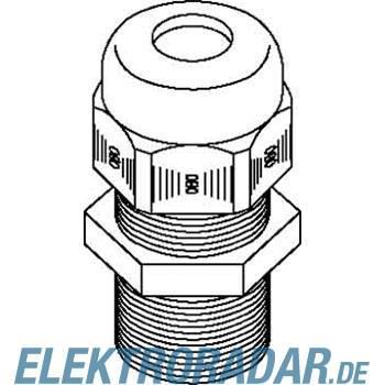 OBO Bettermann Kabelverschraubung mit lan V-TEC L PG29 SGR