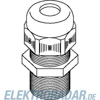 OBO Bettermann Kabelverschraubung mit lan V-TEC L PG21 LGR