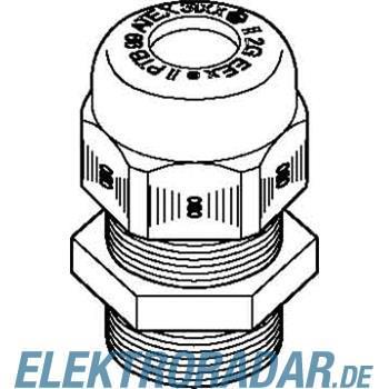 OBO Bettermann Kabelverschraubung VTEC EX PG11 SW