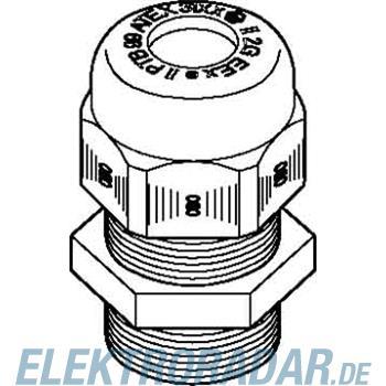 OBO Bettermann Kabelverschraubung VTEC EX PG16 SW