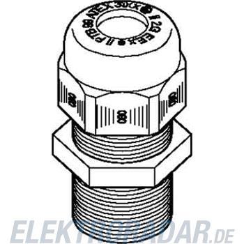 OBO Bettermann Kabelverschraubung VTEC EXL PG16 SW