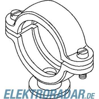 OBO Bettermann ISO-Sockelschelle 2960 15 M6 LGR