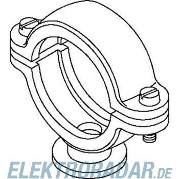 OBO Bettermann ISO-Sockelschelle 2960 28 M6 LGR