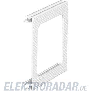 OBO Bettermann Geräteabdeckung GA3K1 RAL9001