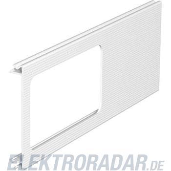 OBO Bettermann Geräteabdeckung GA3K3 RAL9001