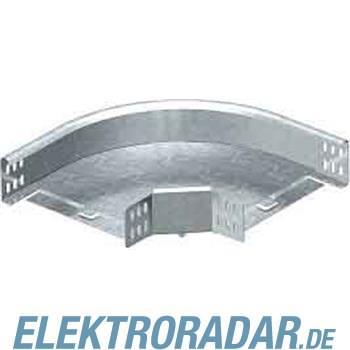 OBO Bettermann Bogen 90° horizontal, ecki RB90 610 VA4301