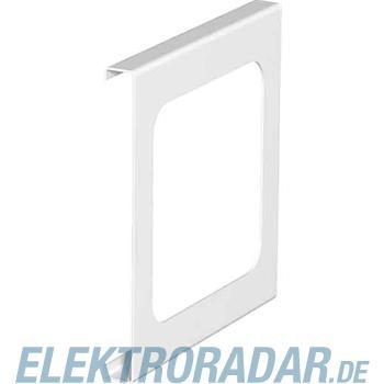 OBO Bettermann Geräteabdeckung GA3/1 RAL9010