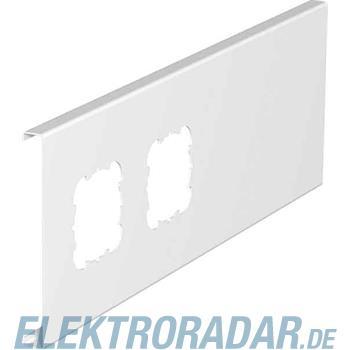 OBO Bettermann Geräteabdeckung GE3/2 RAL9010