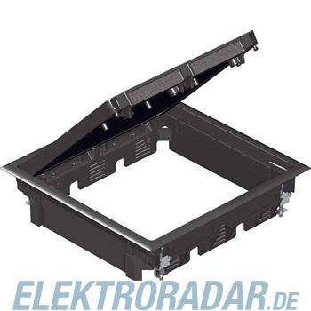 OBO Bettermann Geräteeinsatz GES9/10U RAL9011