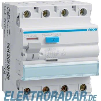 Hager FI-Schutzschalter CPA463D