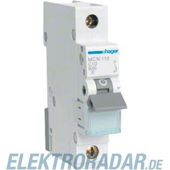 Hager Leitungsschutzschalter MCN110