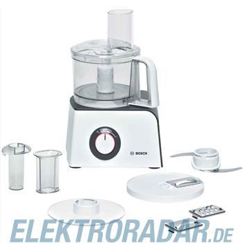 Bosch Küchenmaschine MCM 4000 ws/anth
