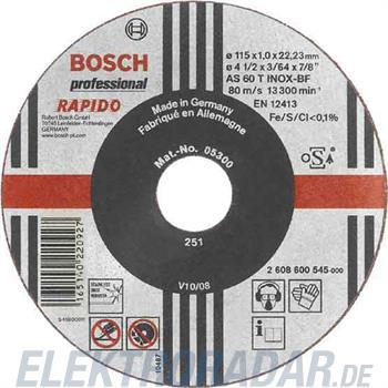 Bosch Trennscheibe 2 608 602 221