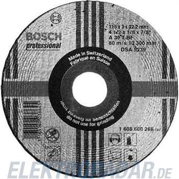 Bosch Trennscheibe 2 608 600 321