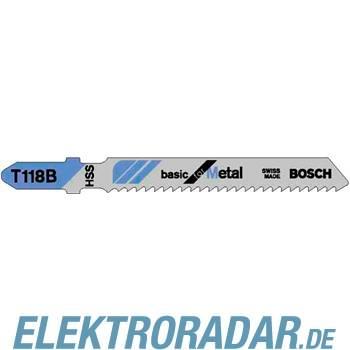 Bosch Sägeblatt 2 608 631 014(VE5)