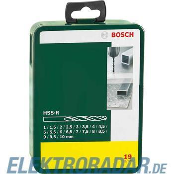 Bosch HSS-R Stahlbohrer-Set 2 607 019 435