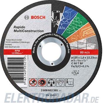 Bosch Trennscheibe 2 608 602 384