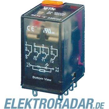 BTR Netcom Industrierelais 110015-25.14.06