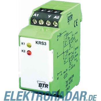 BTR Netcom Schnittstellenmodul KRS1-E08 HR3 24ACDC