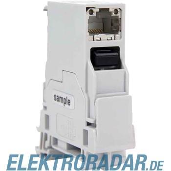 BTR Netcom Hutschienenmodul Kat6 1401106113-KE