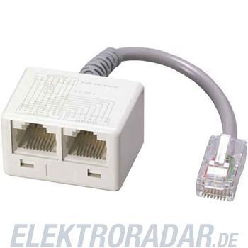 BTR Netcom ISDN-Adapter WE 8-2xWE T8 0,1m