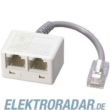 BTR Netcom ISDN-Adapter WE 8-2xWE 8 0,1m