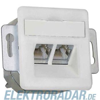 BTR Netcom Anschlußdose E-DAT 8/8(8)EK pws