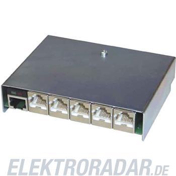 BTR Netcom ISDN-Verteiler ISDN TE-Hub 1/5 1HE