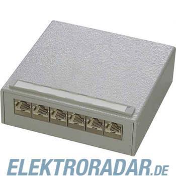 BTR Netcom Aufputz-Verteiler E-DAT 6x8 AP