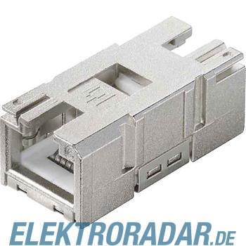 BTR Netcom Einbaukupplung,Kat.6 1401200810MI