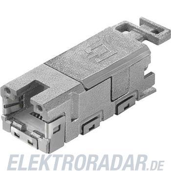 BTR Netcom Einbaubuchse,Kat.6 1401100810MI