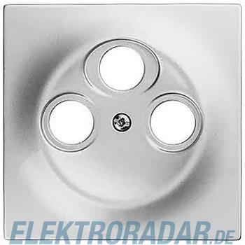 Busch-Jaeger Zentralscheibe alu/si 1743-03-783
