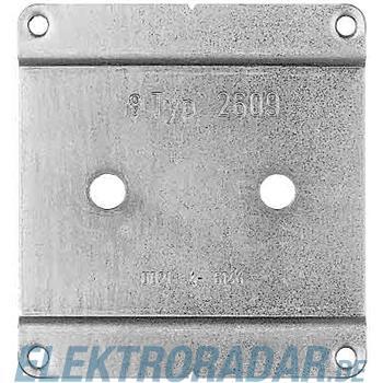 Busch-Jaeger Montageplatte 2609 WS