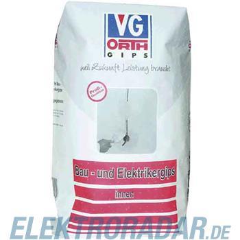 Cimco Bau+Elektrikergips 140330 VE 25kg