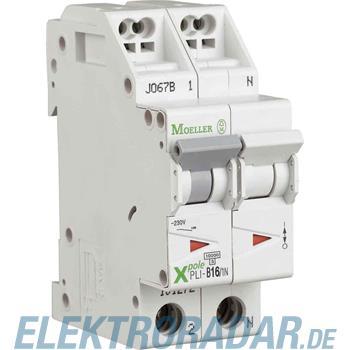 Eaton Leitungsschutzschalter PLI-D6/1N