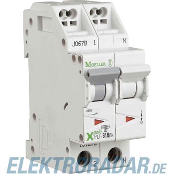 Eaton Leitungsschutzschalter PLI-D16/1N